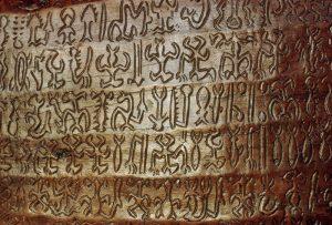 Rongorongo language